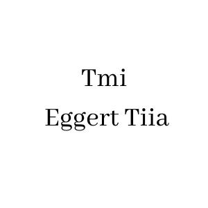 Tmi Eggert Tiia on Siiri-possun kummi. Tiia Eggert tarjoaa psykologi- ja psykoterapiapalveluita. Tiia on psykoterapian erikoispsykologi (PsL) ja integratiivinen psykoterapeutti (YET).